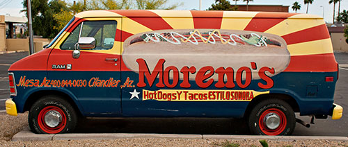 mexican food truck