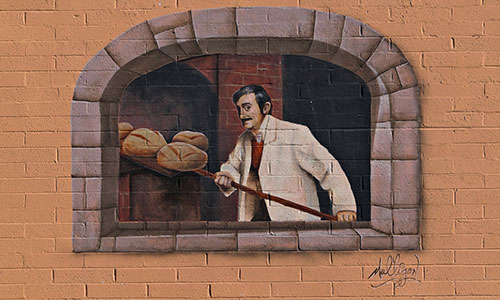 mexican bakery sign